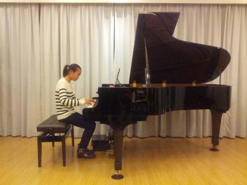 钢琴浏阳河谱子